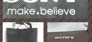 Tas Promosi – Sony