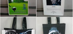 Full Colour Printting Spunbond Bag's