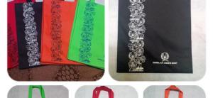 Tas Promosi Sablon Batik