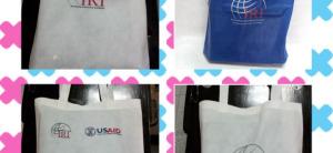 Tas Promosi – IRI & USAID