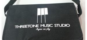 Threetone Slempang Bag